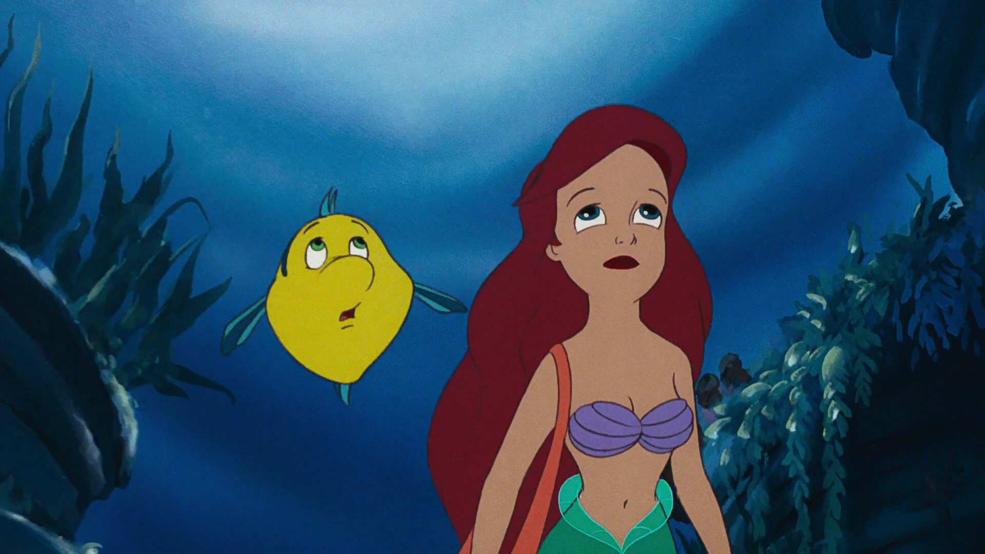 The Little Mermaid 1989 Disney Screencaps Pictures to Pin ...