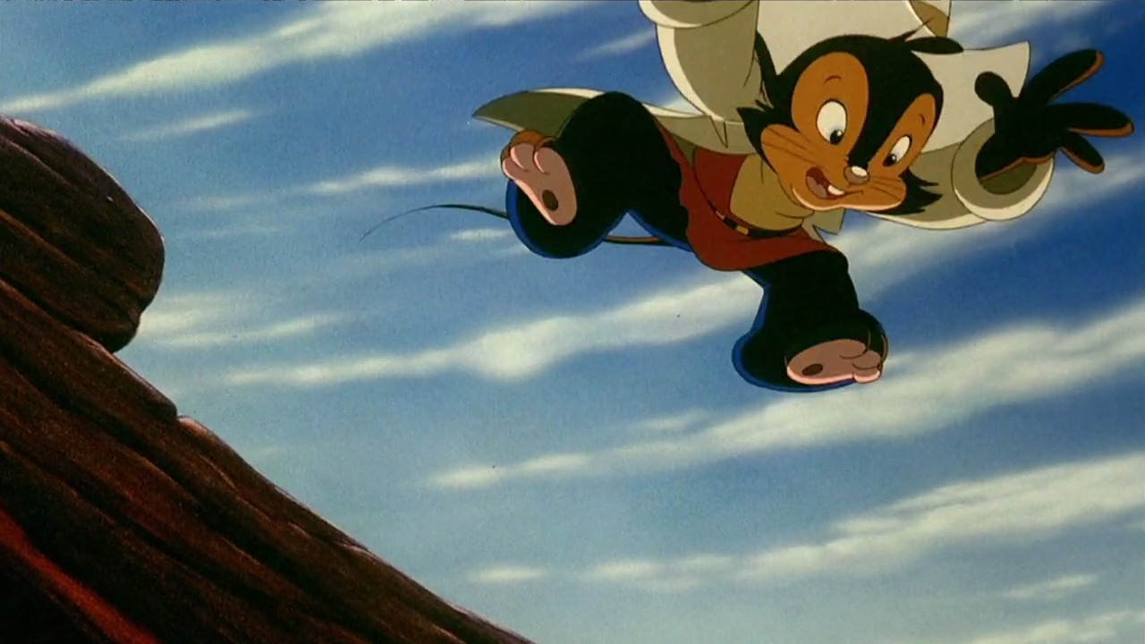 american tail An american tail is a 1986 animated film produced by steven spielberg's amblin entertainment, and directed by david h depatie, originally released in movie theatres on november 21, 1986.