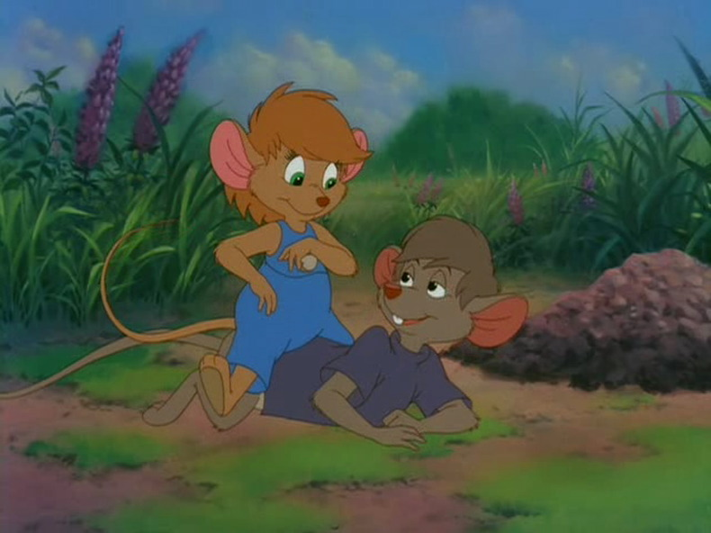 Once Upon A Forest Abigail And Willy