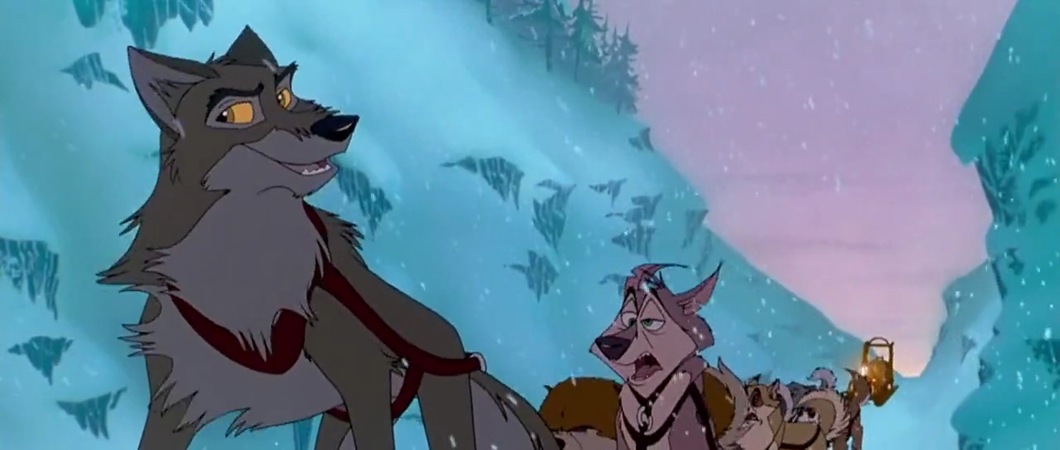 Balto screencaps