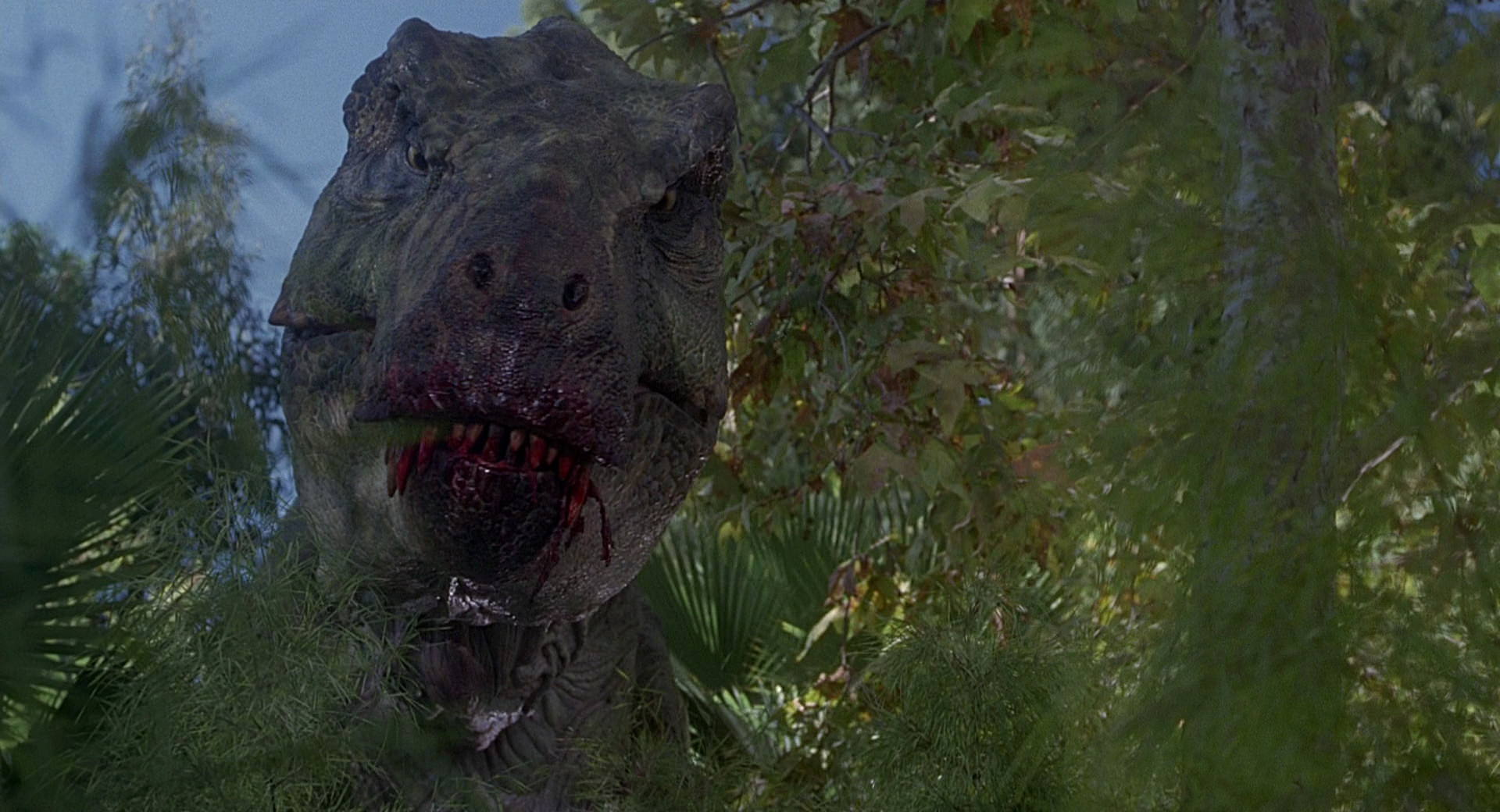 Best and worst moments of Animatronics in the JP quadrilogy?   Jurassic-park3-movie-screencaps.com-3112