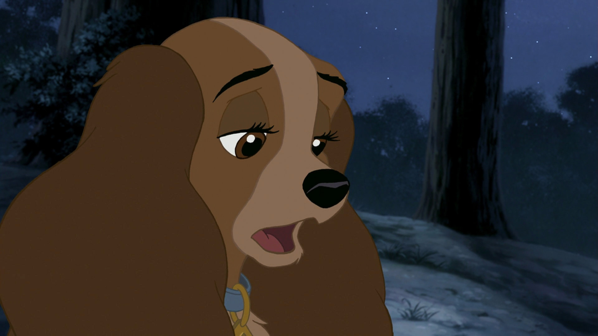 Lady and the Tramp II: Scamp's Adventure (2001) - …