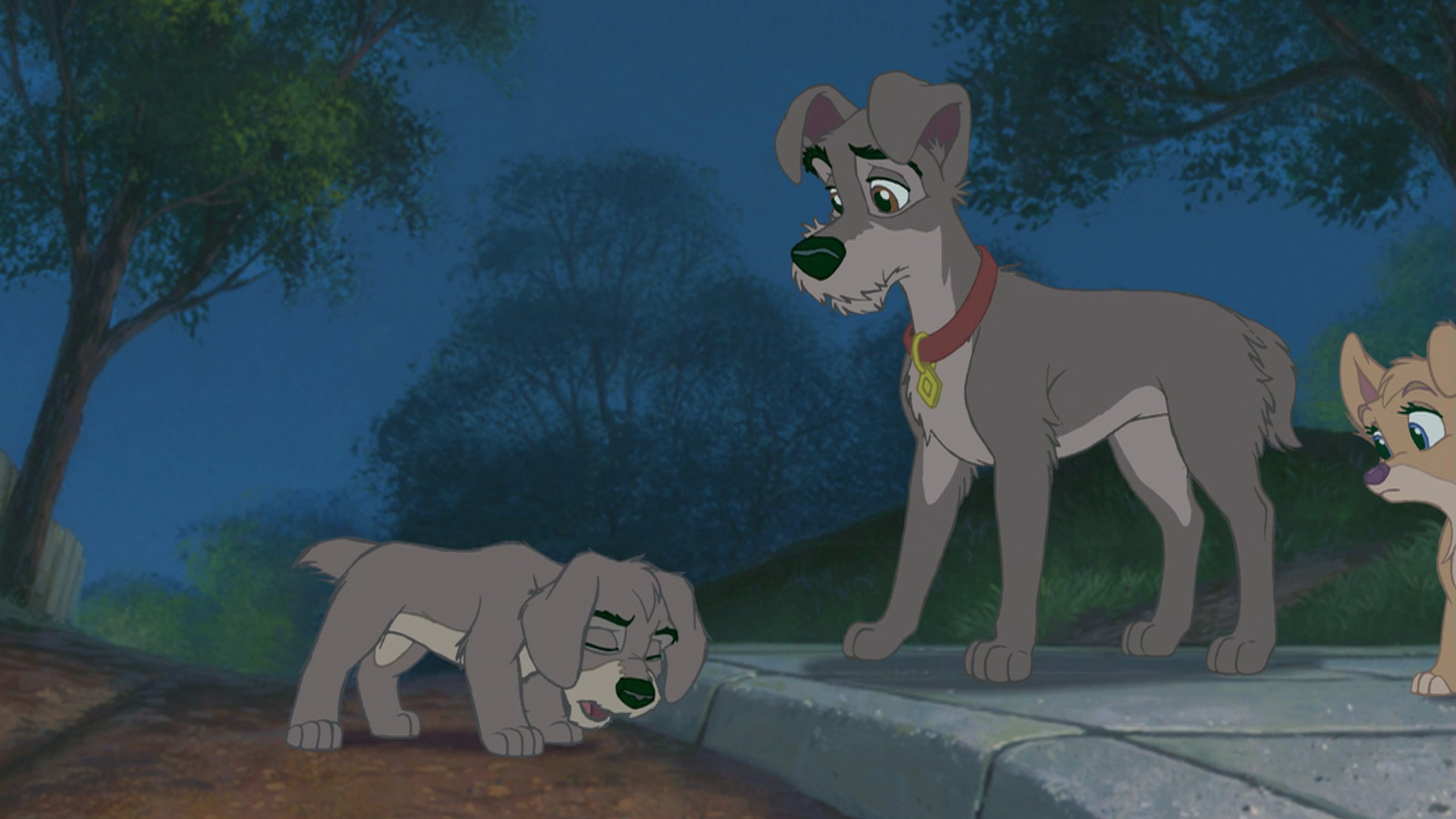 All You Like | Lady and the Tramp and Lady and the …