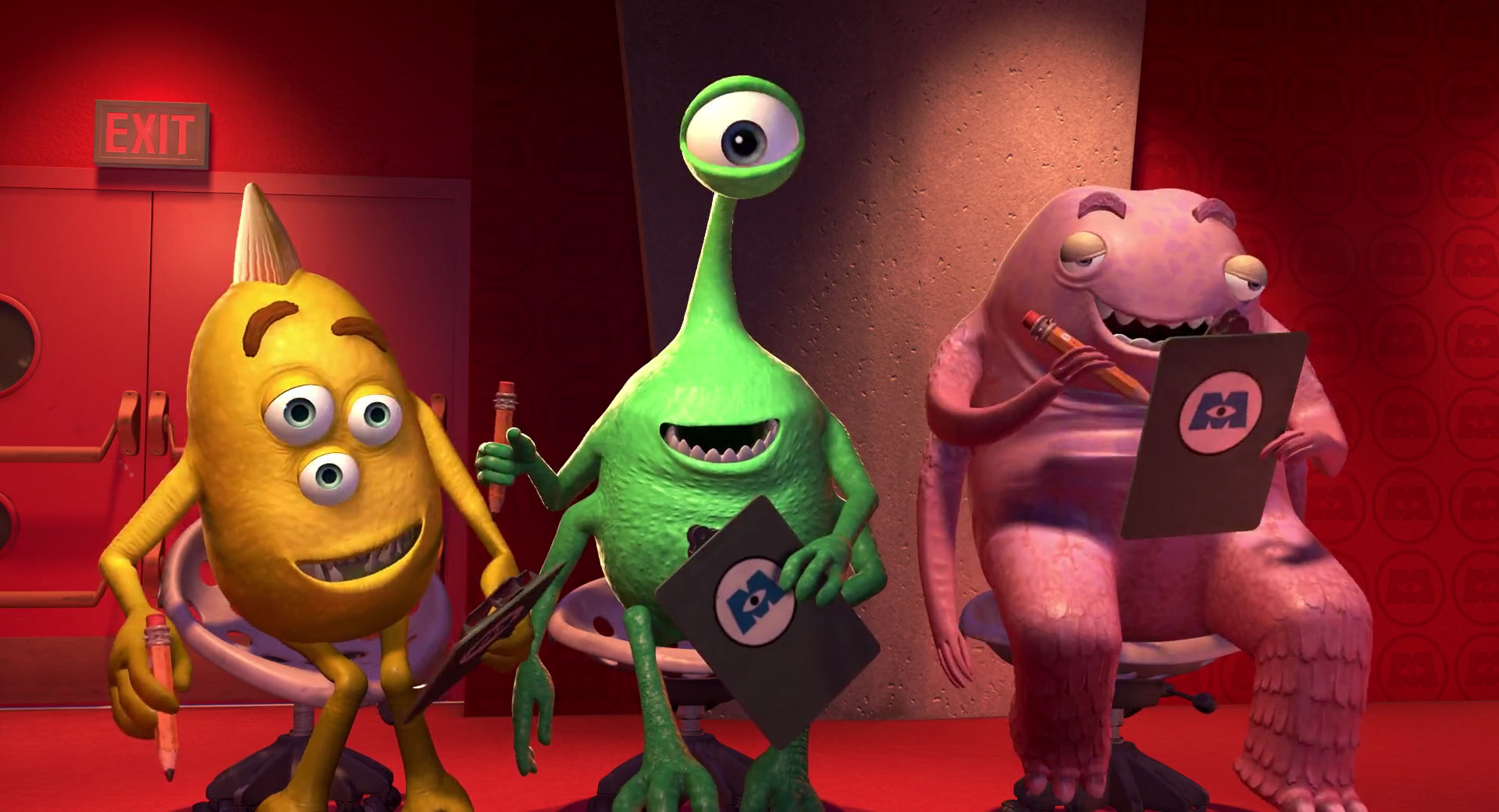 monsters inc animation analysis In 2001, walt disney pictures released the american computer-animated comedy film and the fourth film produced by pixar animation studios, monsters inc.