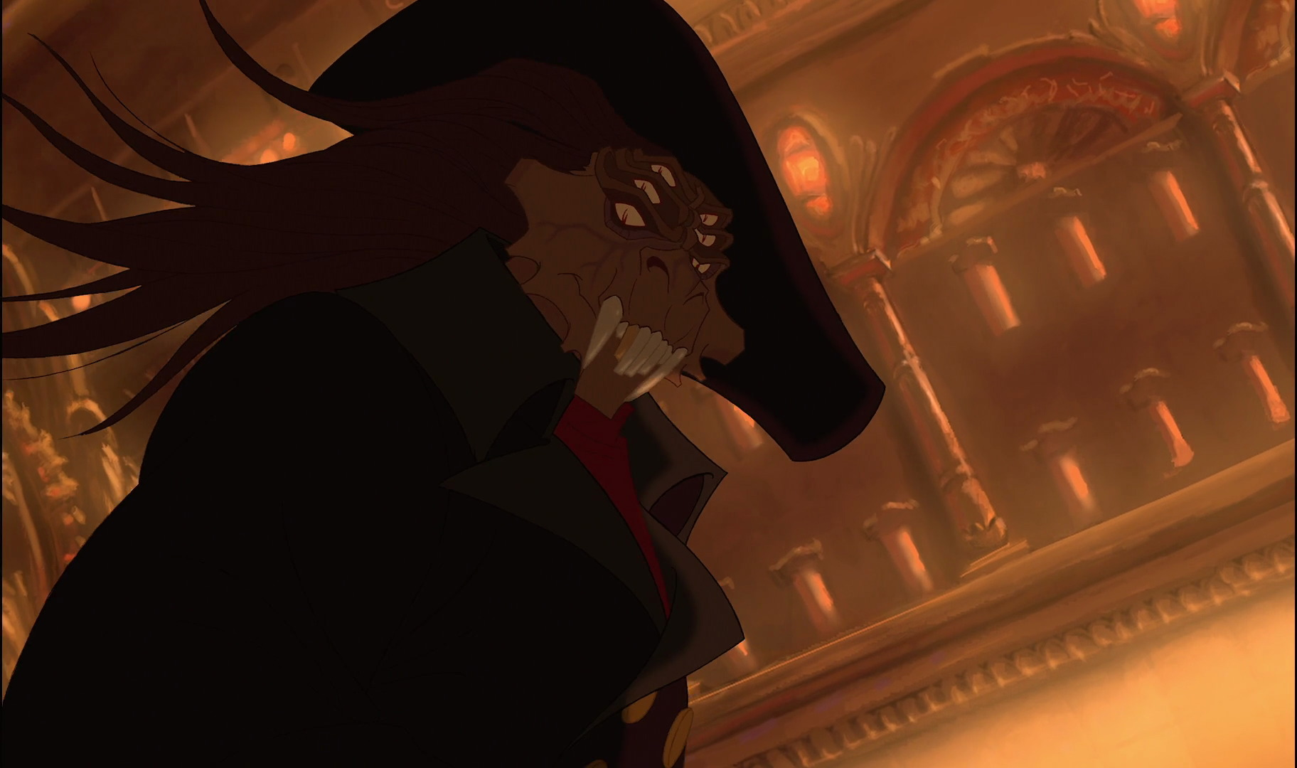 Treasure Planet (2002) - Animation Screencaps