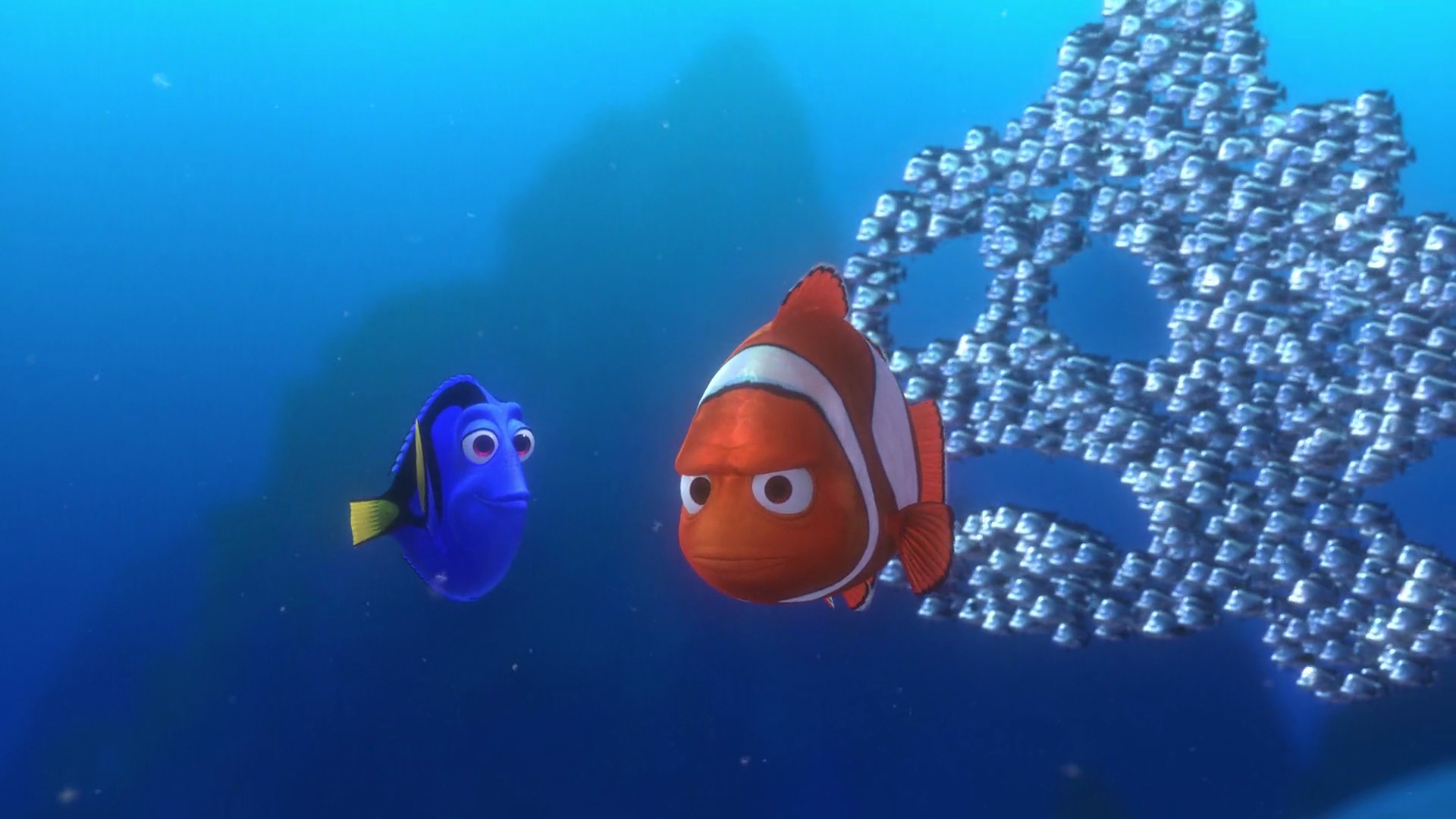 odyssey vs finding nemo Pixar's 'finding dory' keeps on swimming past  the sequel to pixar's 2003 fish film finding nemo has made an estimated $446  from super mario odyssey to.