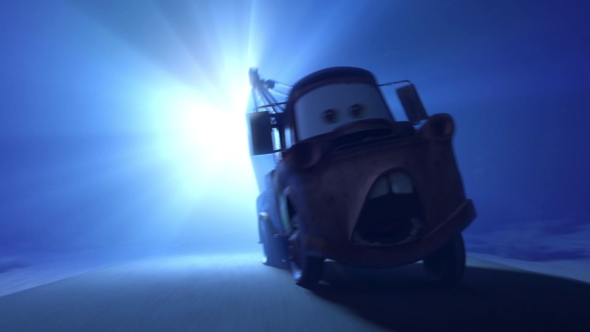 Pixar Shorts Mater And The Ghostlight 2006 Animation