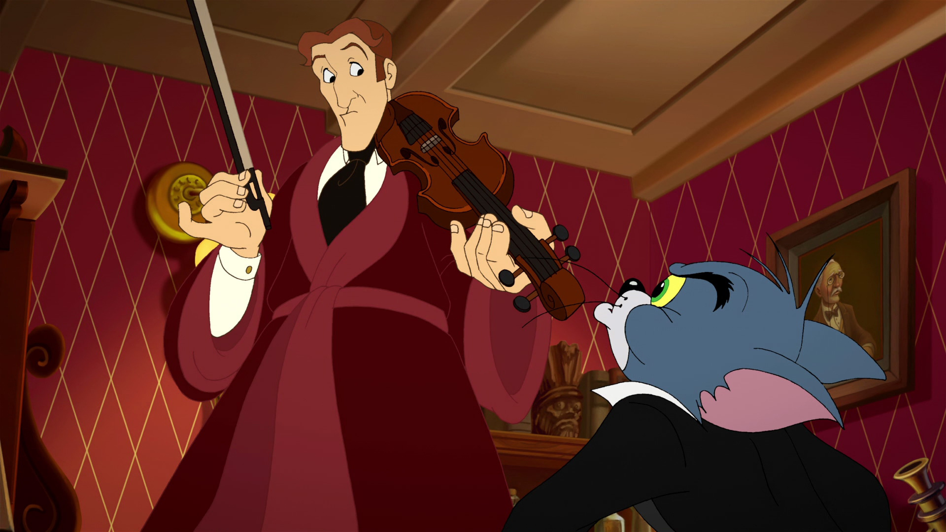 tom and jerry meet sherlock holmes online games There are a number of cartoon games online featuring favourites tom and jerry and they are all of a high quality and this game where tom and jerry meet the famous detective sherlock holmes is no different transported back to victorian london, tom and jerry put their differences aside to team with sherlock holmes to.