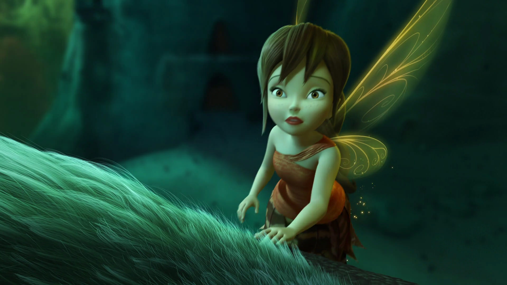 Tinker Bell and the Legend of the NeverBeast (2014 ...